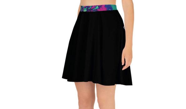 HANG WITH ME - Skater Skirt - Side