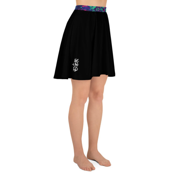 HANG WITH ME - Skater Skirt - Side B
