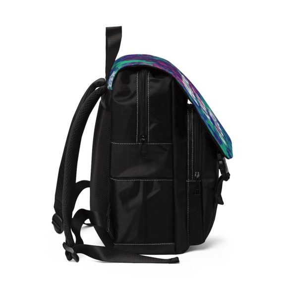 BEING NICE IS COOL - Casual Shoulder Backpack - Side