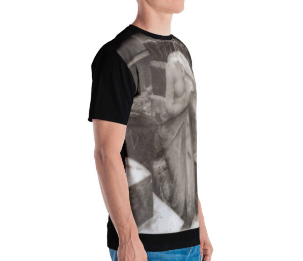 OTBSFW19 - HEADLESS DEVOTION - Fine Art Sublimated T-shirt - Side
