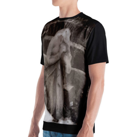 HEADLESS DEVOTION - Fine Art Sublimated T-shirt - Side B