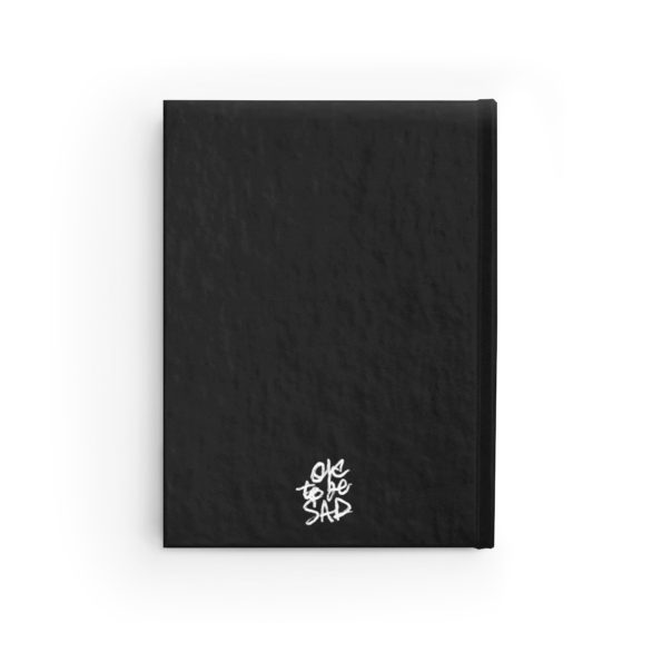MAKE SENSE - Blank Journal - Back